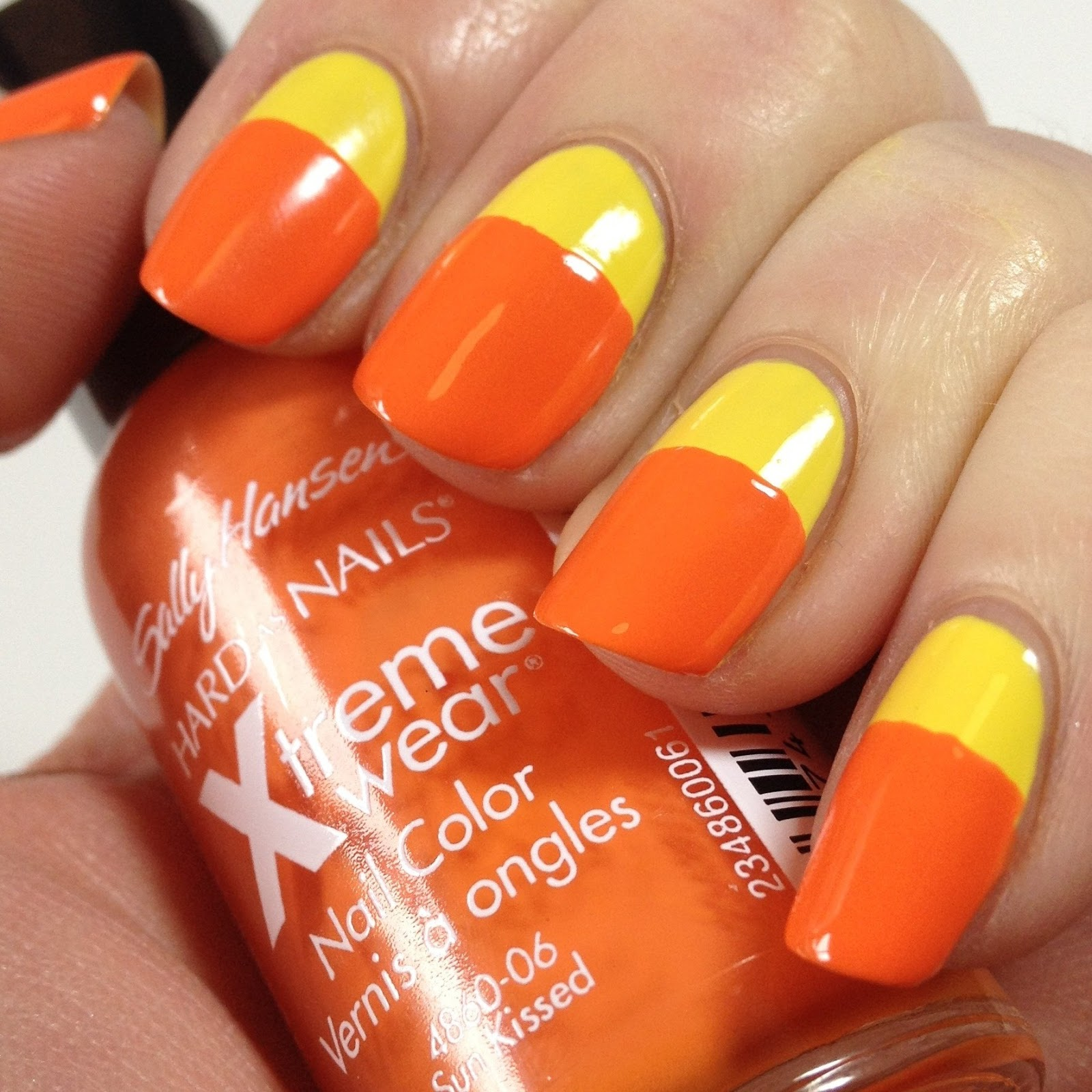 Nail art orange yellow nail art orange yellow nail art prinsesfo Image collections