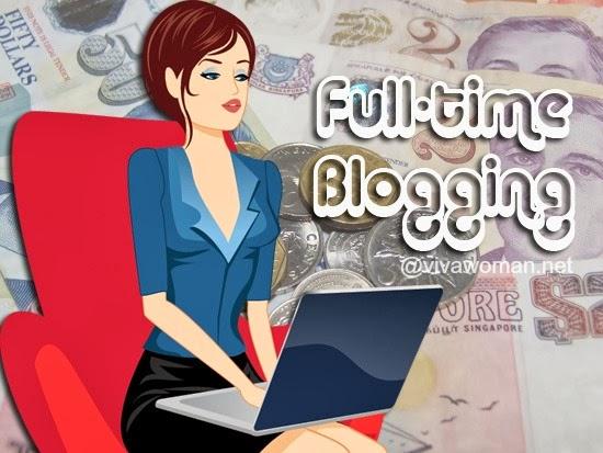 Susahkah Menjadi Blogger Sepenuh Masa?