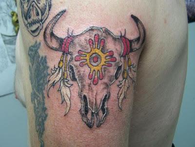 Bull Tattoos-Stronger Tattoos Art Masculin Men Tattoos