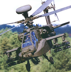 Helikopter Apache AH