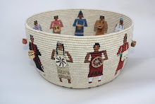 Carol Emarthle-Douglas Traditional-Contemporary Basketry