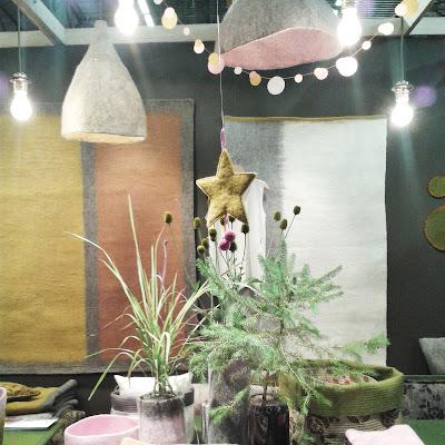 Salon Maison&Objet / Muskhane / Blog Atelier rue verte /