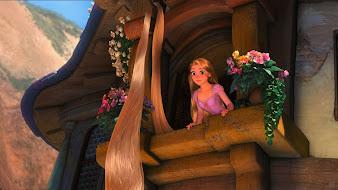 #2 Rapunzel Wallpaper