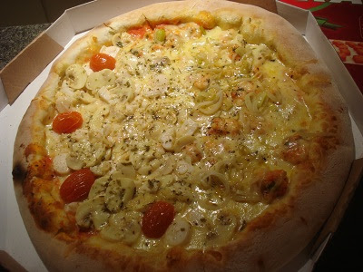 Pizza na Pedra (Delivery)