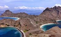 Keindahan Pulau Padar Nan Eksotis