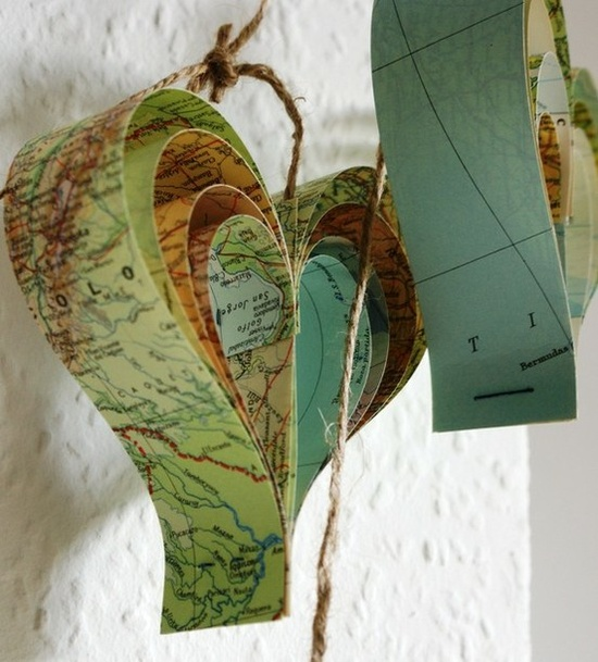 The art of up cycling cool things to make with paper for Cool things to build with paper