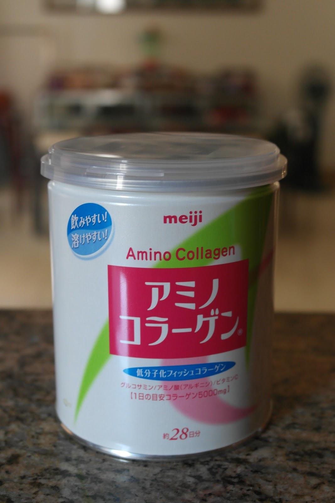 Stash 34 meiji amino collagen review for Best fish collagen