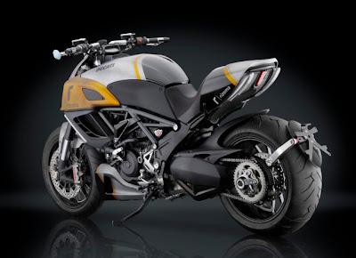 Motor Ducati 2012