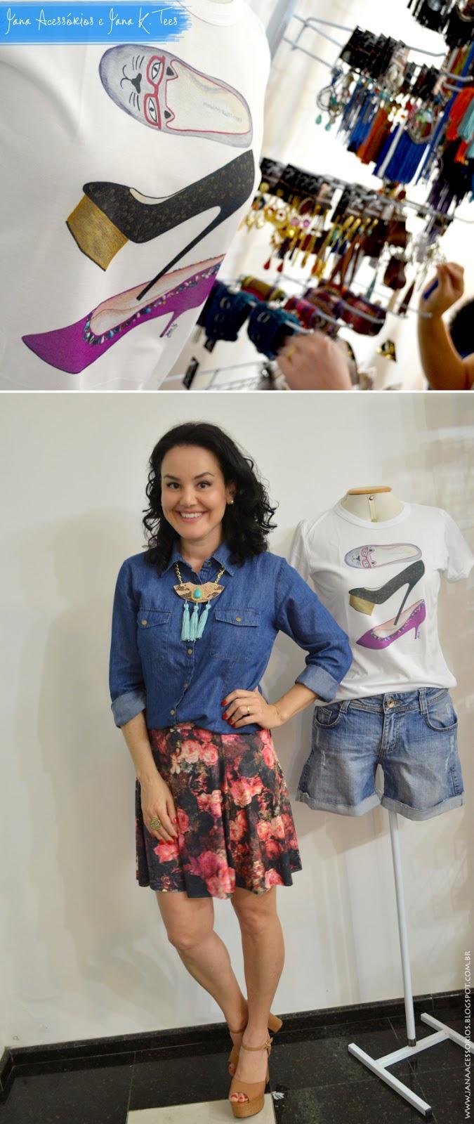 Blog da Jana, Joinville, Acessórios, Blog de acessórios, blogueira, ,blogger, jana acessórios, jana k. tees, artesanato, design, Jana Acessórios e Jana K. Tees