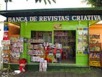 Banca de Revistas Criativa