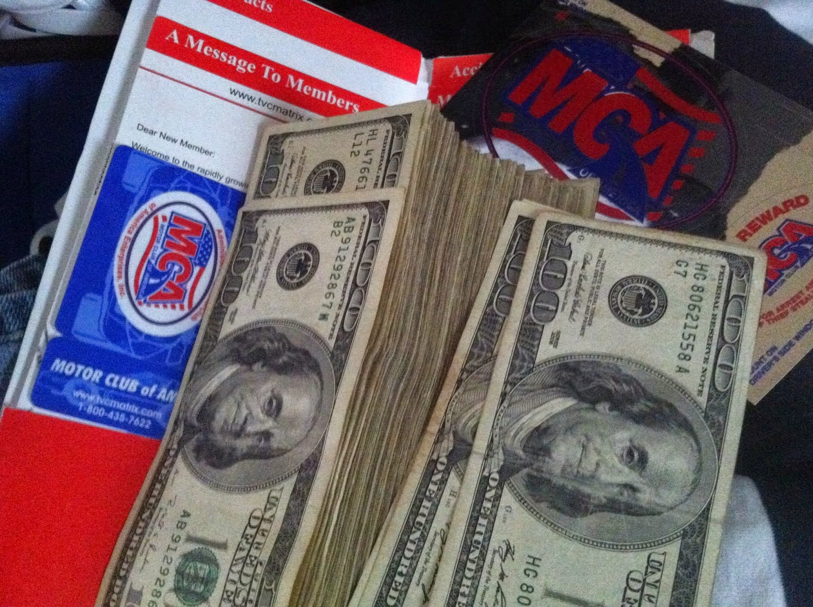 MCA | BACKOFFICE PROOF VIDEO | I MADE $9,500 in 5 WEEKS