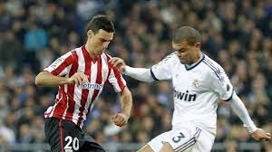 Athletic Real Madrid Aduriz Pepe San Mamés Barria leones merengues partido fútbol