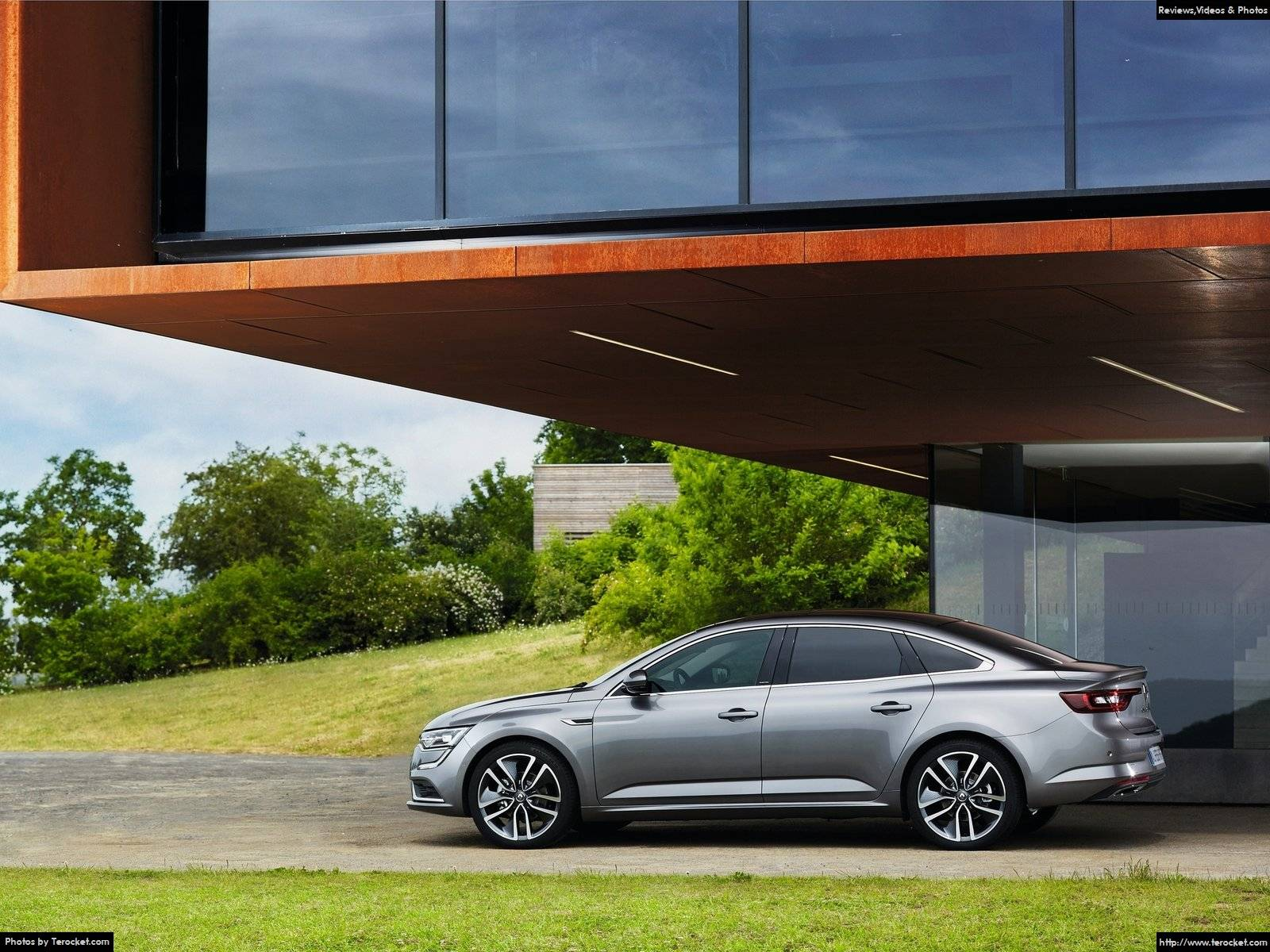 Hình ảnh xe ô tô Renault Talisman 2016 & nội ngoại thất