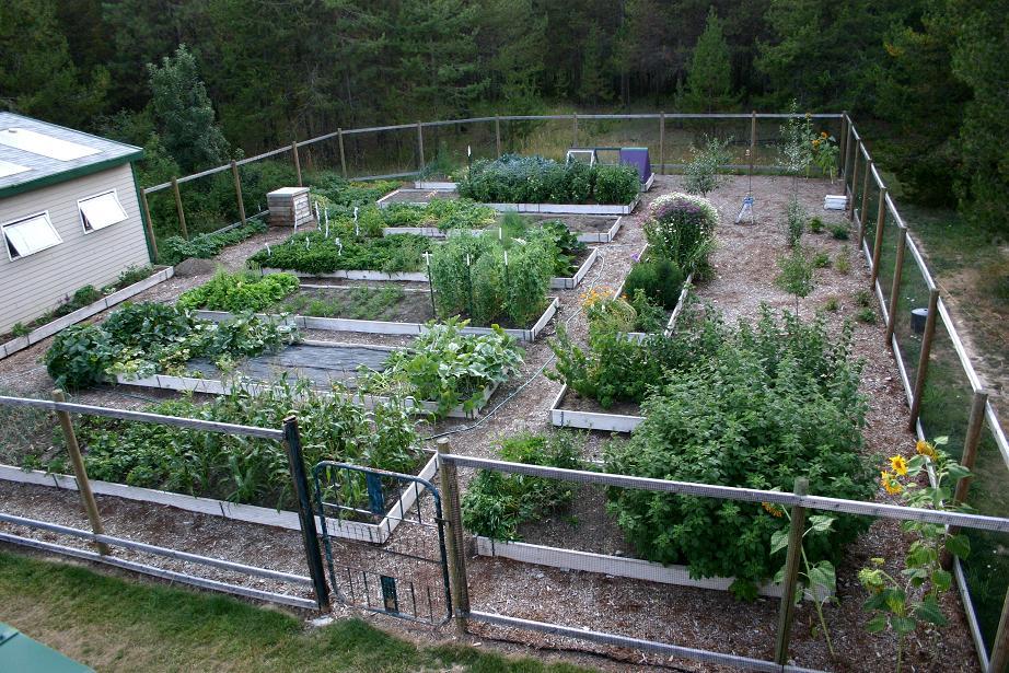 Indoor Outdoor Gardening in Montana