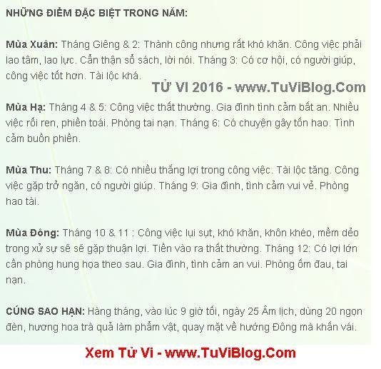 Tuoi Canh Ngo 1990 Nam 2016