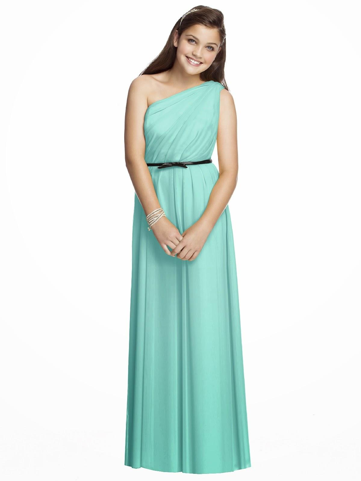 Junior Bridesmaid Dress for Juniors