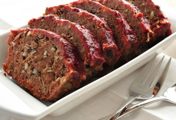 Cookies and Catwalks: Clean Eating Meatloaf