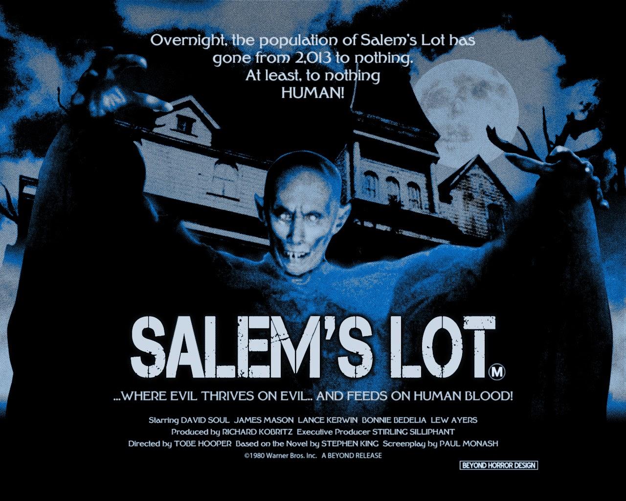 Image result for Salem's Lot Directed by Tobe Hooper (1979)