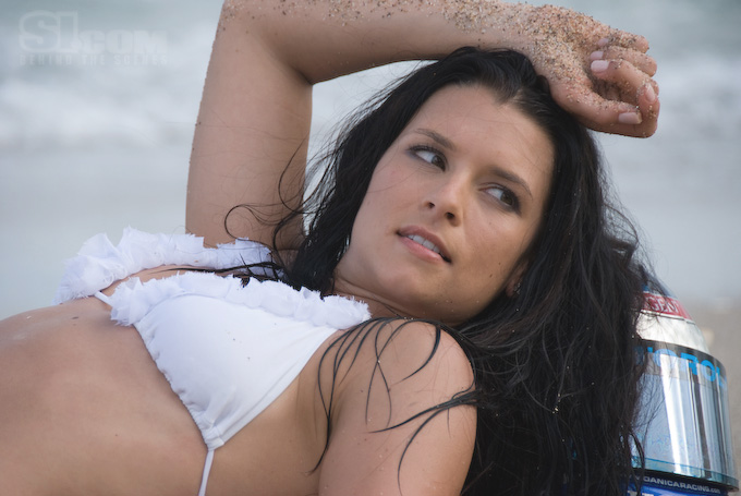 Danica Patrick Sports Illustrated Swimsuit