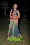 Manasa Glamorous Photos in Half saree-thumbnail-15