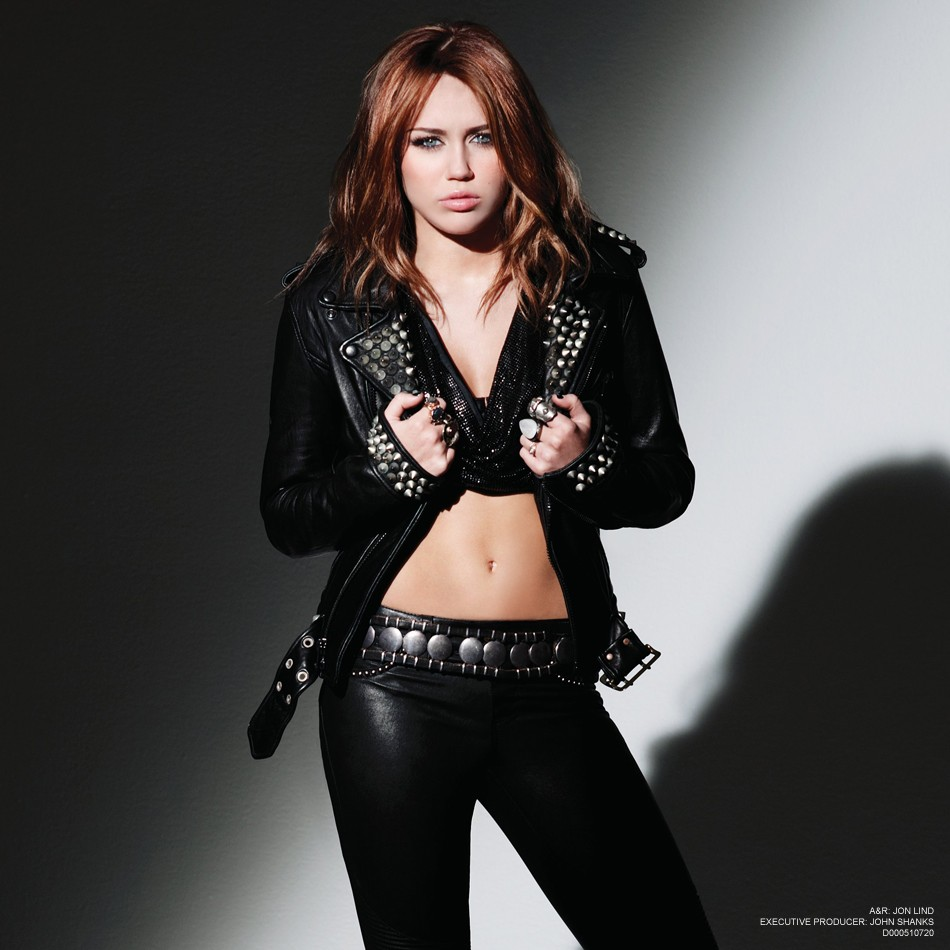 Miley Cyrus: A2 Media Studies: Digipak 3 Miley Cyrus- Can't Be Tamed