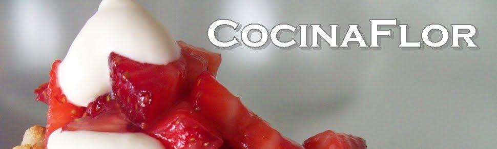 CocinaFlor.com