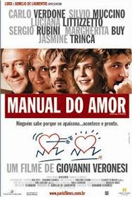 Capa - Manual do Amor