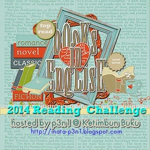 Books in English Reading Challenge Chapter 3