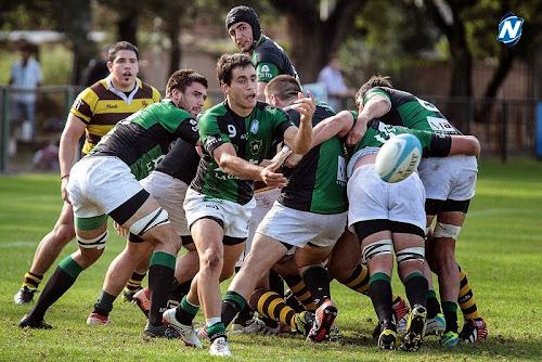 Tucumán Rugby cayó ante Belgrano Athletic