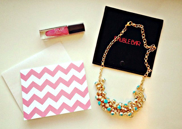The Sweetest Gift & Flipping Through: Stylewatch September 2012