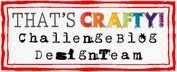That's Crafty Challenge Blog