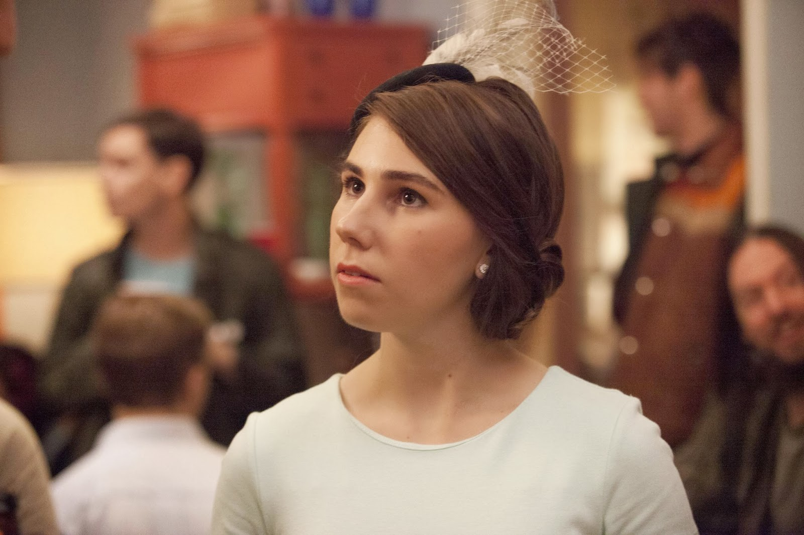 Prior to  quot Girls quot   Zosia Mamet appeared in  quot Mad Men quot  Zosia Mamet Mad Men