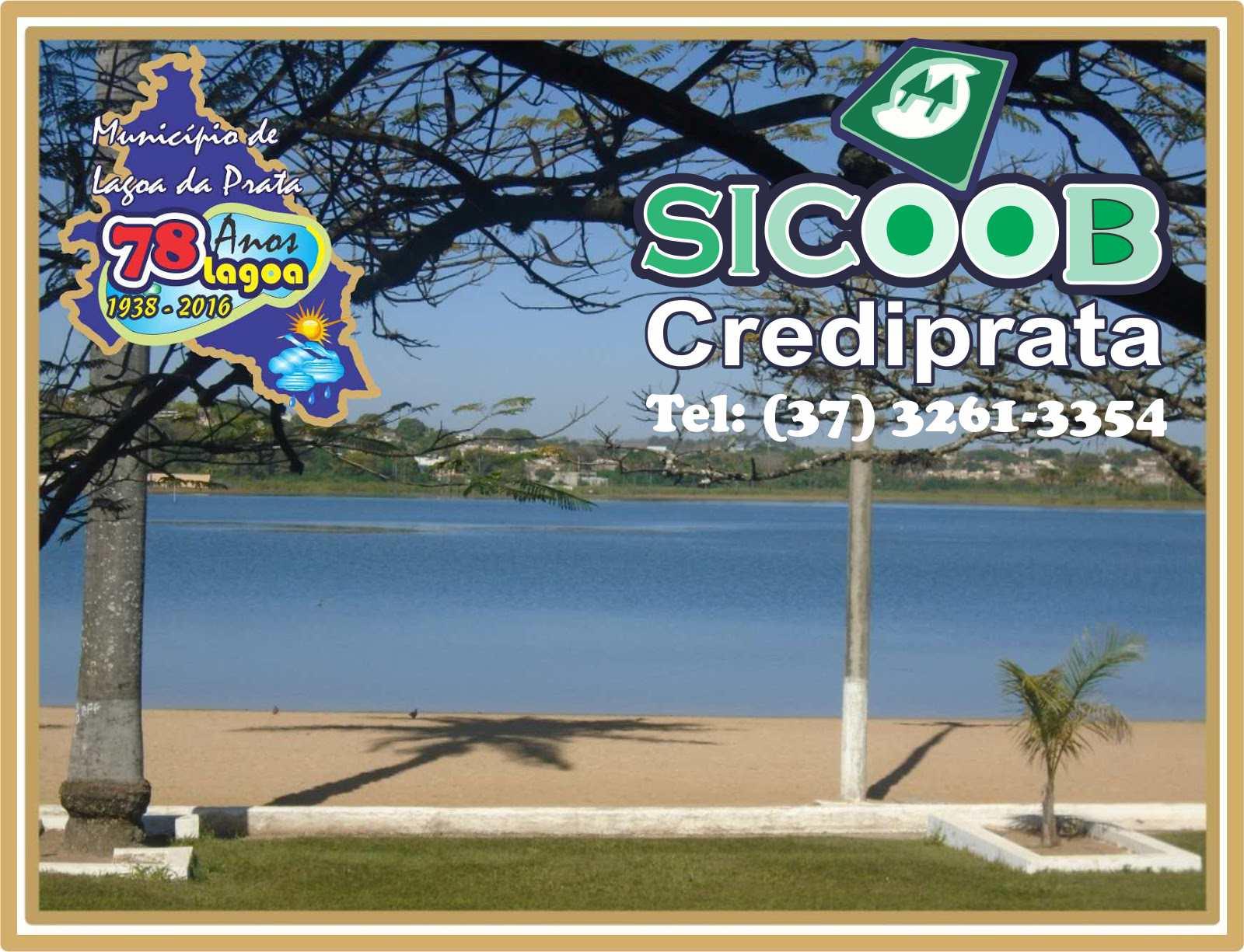 Sicoob Crediprata Nos 78 Anos de Lagoa da Prata