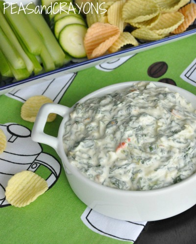 The Last Spinach Dip Recipe You'll Ever Need