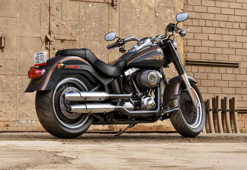 Harley-Davidson 110th Anniversary Fat Boy 2013