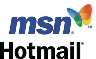 cara daftar email di hotmail / msn