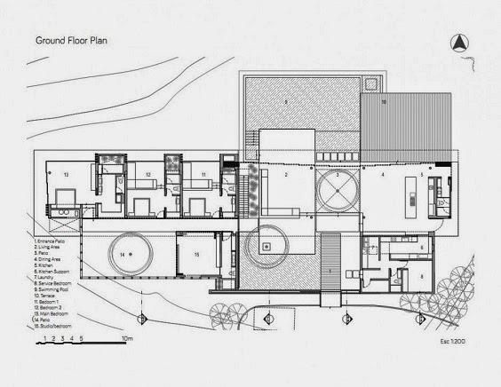 Casa 7a arquitectura en estudio natalia heredia - Estudios de arquitectura en bilbao ...