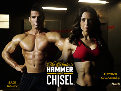 The masters hammer and chisel, Brenda Ajay, Autumn Calabrese, Sagi Kalev, Body Beast, 21 Day Fix, in home fitness programs, workout at home, beginner fitness, strength training, rheumatoid arthritis and fitness, weight training,