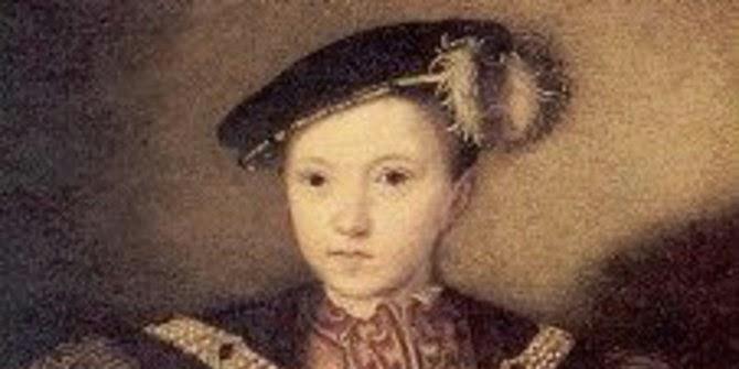 Raja Edward VI di Inggris (1547-1553)