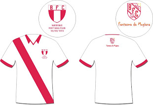 Uniformes do Batatais FC