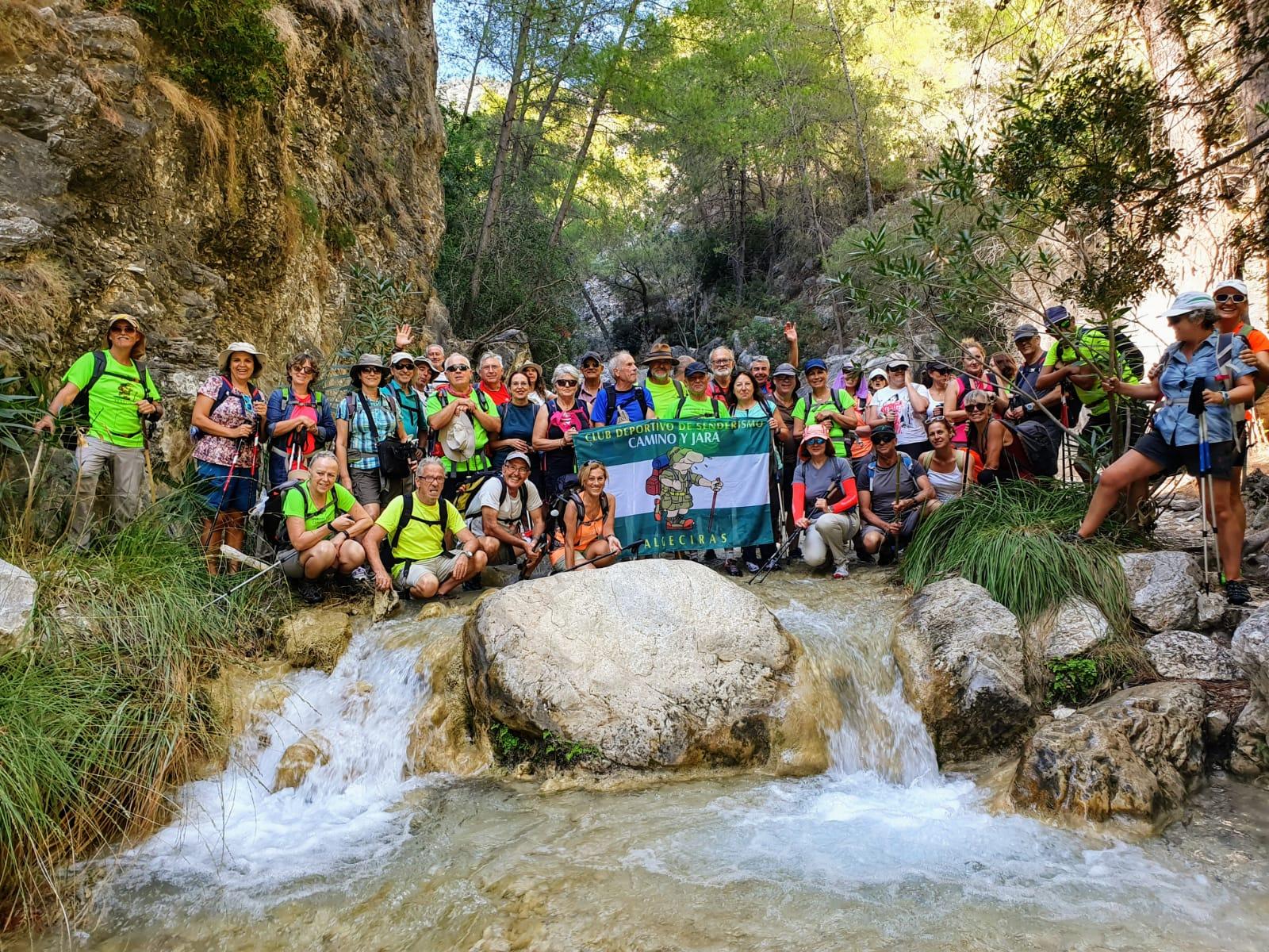 """Así nos fue la ruta Nº 02 """" Frigiliana - Rio-Chillar """""""