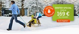 Center Parcs Winterspecial
