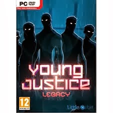 Free Download PC Games : Young Justice Legacy