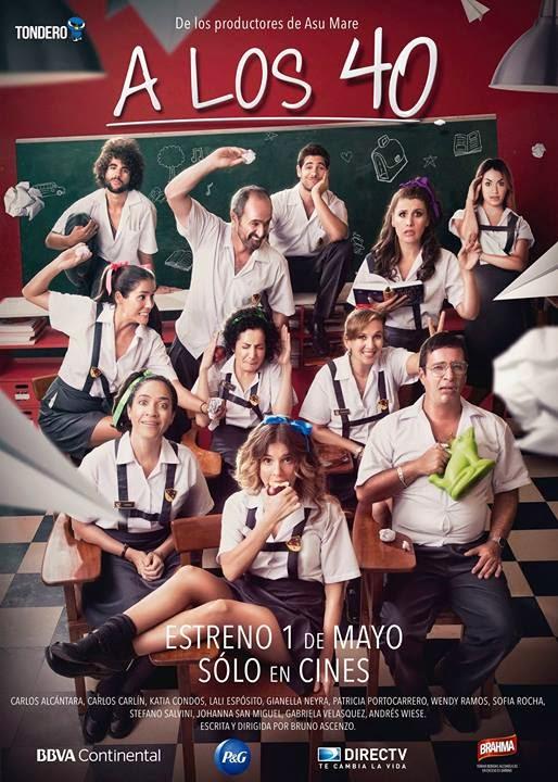 A Los 40 (2014) [Latino]