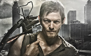 Daryl Dixon The Walking Dead HD Wallpaper