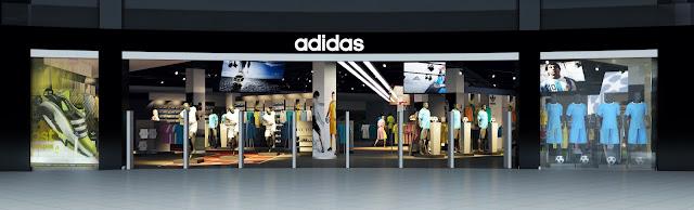 Магазин Одежды Адидас