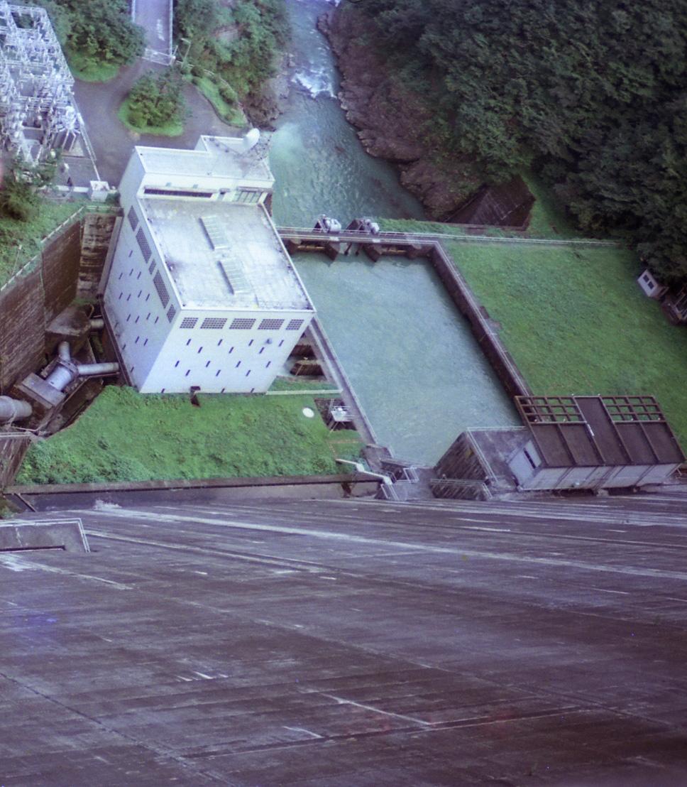 ダム,川,奥多摩湖ダム〈著作権フリー無料画像〉Free Stock Photos