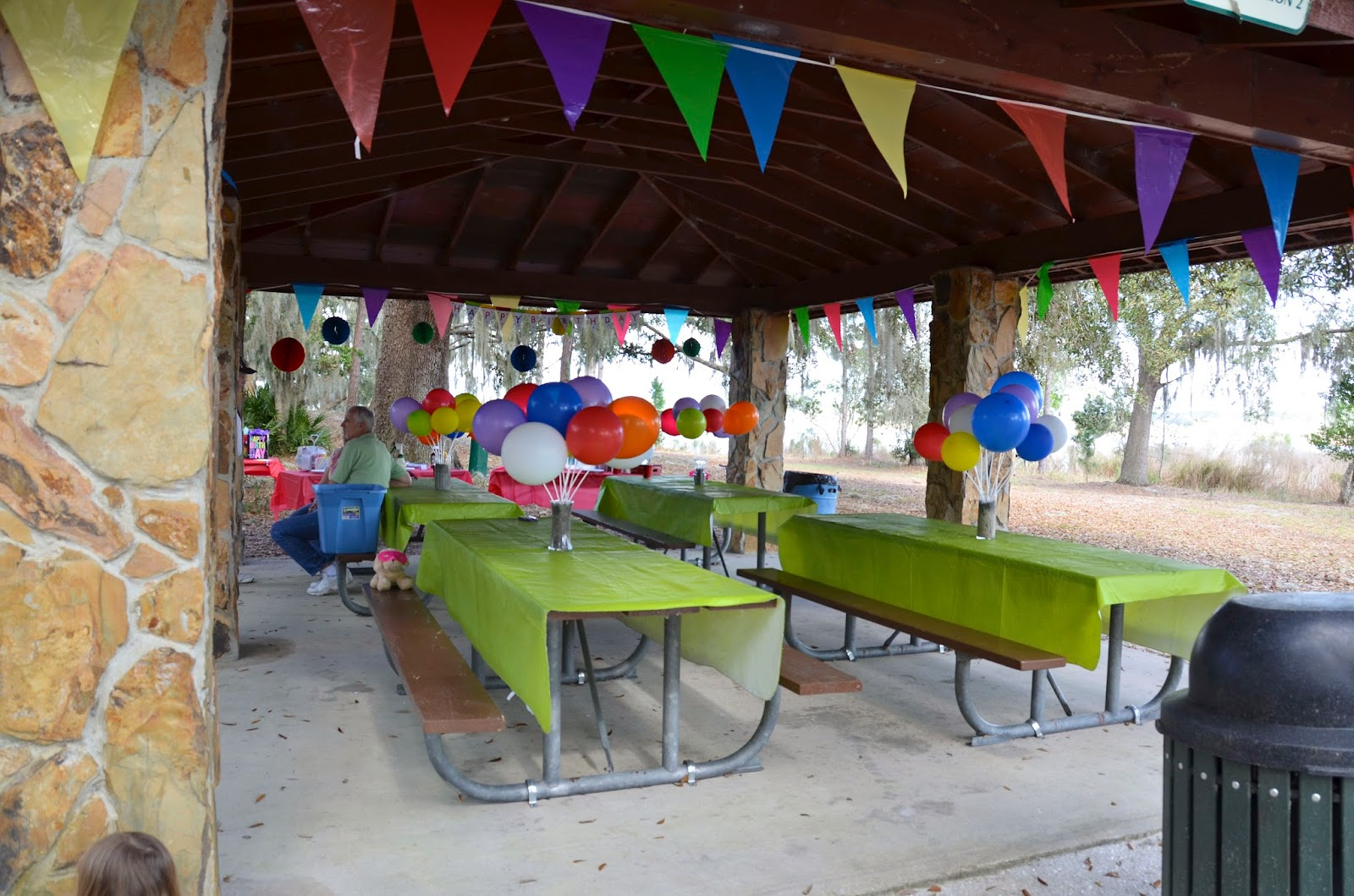 This abundant life bella 39 s 7th birthday a photo shoot party for B day party decoration ideas
