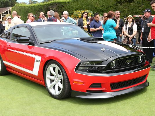 Saleen Reveals Special Edition Ford Mustangs