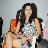 Ruby Parihar Photos in Short Dress at Premalo ABC Movie Audio Launch Function 97
